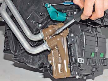 Чистка кондиционера в машине своими руками рено логан 21